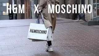 H&M x Moschino Mini Haul - SOFIA SUSANNE