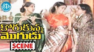 Korukunna Mogudu Movie Climax Scene || Shoban Babu || Lakshmi || Jayasudha