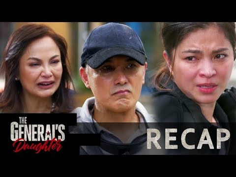 Download Marcial and Corazon find out that Rhian is their missing daughter    The General's Daughter Recap