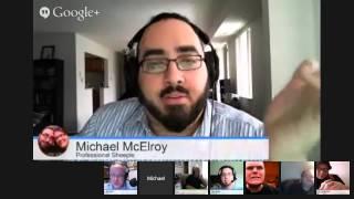 Irreverent Skeptics Hangout: A Skeptic