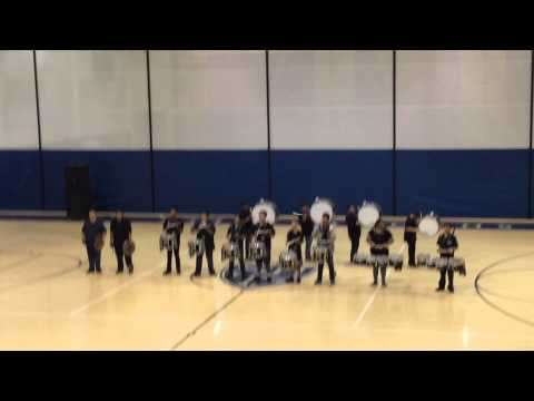 Bobby Duke Middle School/DRUMLINE!!! Performance At Shadow Hills High School