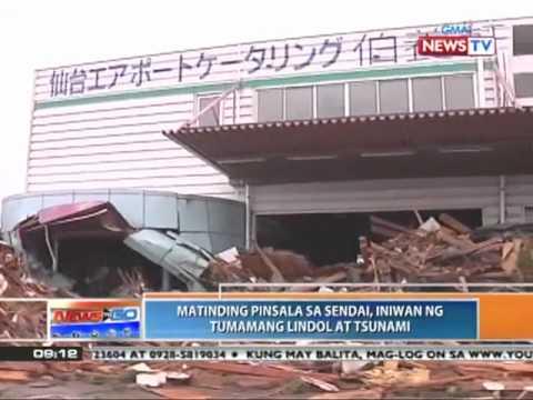 News To Go - Chino Gaston Reports On Devastation In Sendai 3/16/11