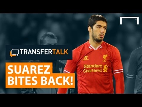 Suarez bites back - but will Bale and Rooney follow his lead? | Transfer Talk #17