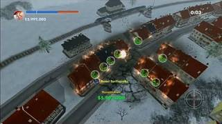 Elements of Destruction Xbox Live Gameplay - Lots of