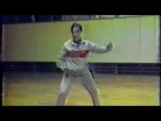 Zhu Tian Cai - Tai Chi style Chen Laojia Yilu (1984) [陈氏太极拳老架 Taijiquan style Chen]