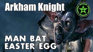 Easter Egg: Batman Arkham Knight - Man Bat