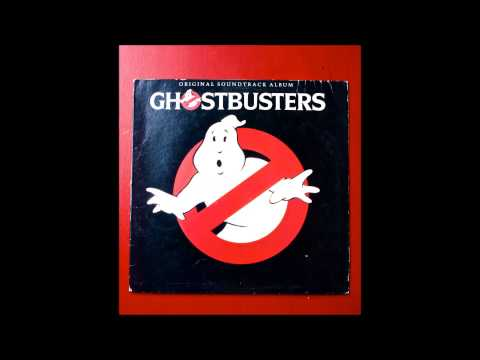 Ray Parker Jr - Ghostbusters Theme 33RPM