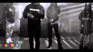 BET hiphop awards 2014 Cypher  Lil' Mama, Troy Ave, Detroit Che, Dee 1, and Logic
