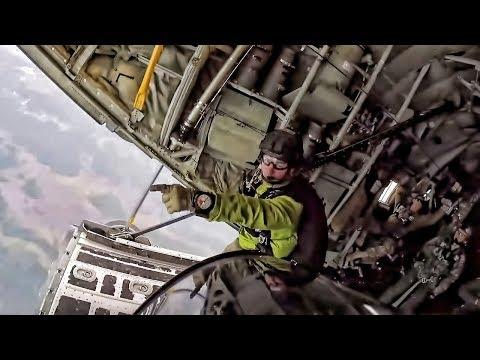 Pararescue Training (PJ GoPro) • Long-Range Search & Rescue