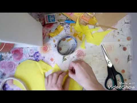 Как сделать своими руками костюм слона