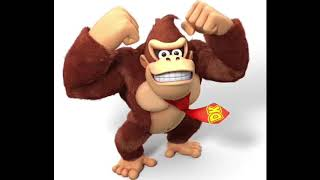 I loves my second favorite character Donkey Kong.