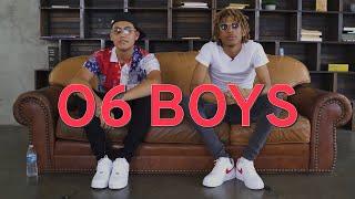 O6Boys (Bangbro & JayTheGreat) talk LA not supporting each other, Tommy craze reaction, SXSW 19 show