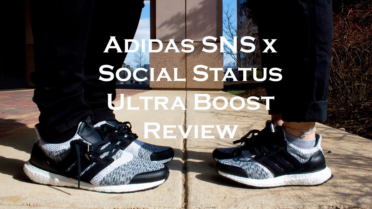 new arrival 72bc1 13411 adidas SNS x Social Status Ultra Boost Review | On Feet