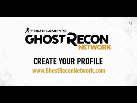Ghost Recon Network Outfit and Weapon