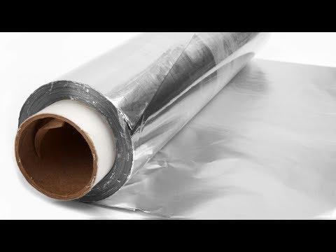 11 Awesome Aluminium Foil Life Hacks