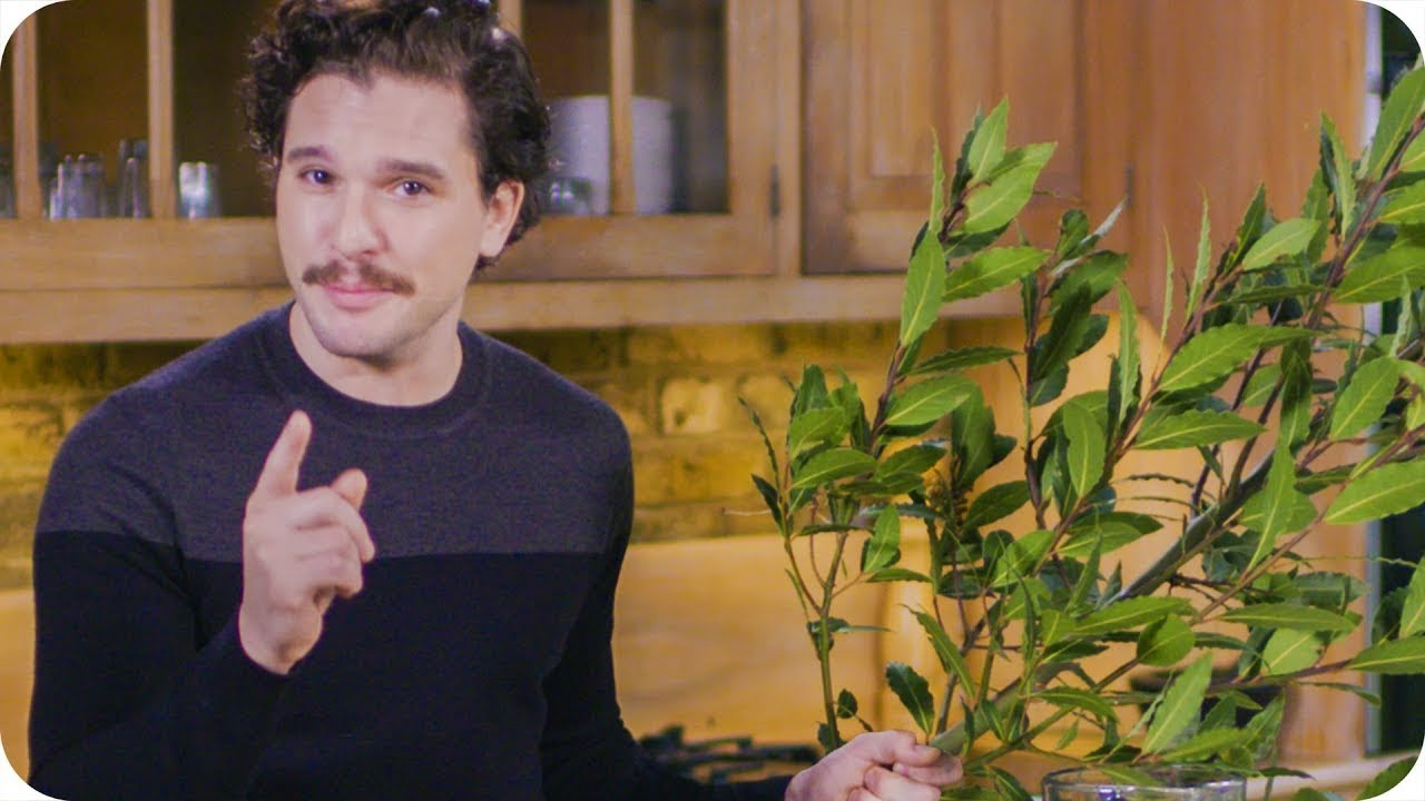Kit Harington Teaches You How to Make Tea