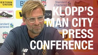 team news coutinho and keita   klopp s man city press conference from melwood