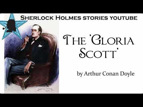 The 'Gloria Scott' by Arthur Conan Doyle | Audiobooks Youtube Free | Sherlock Holmes Stories Youtube