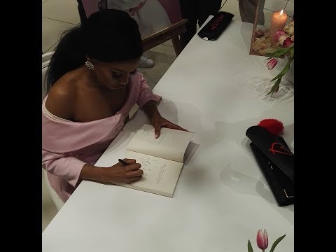 Bonang Matheba's Book Launch Was A Royal Celebrations | NEWS WORLD