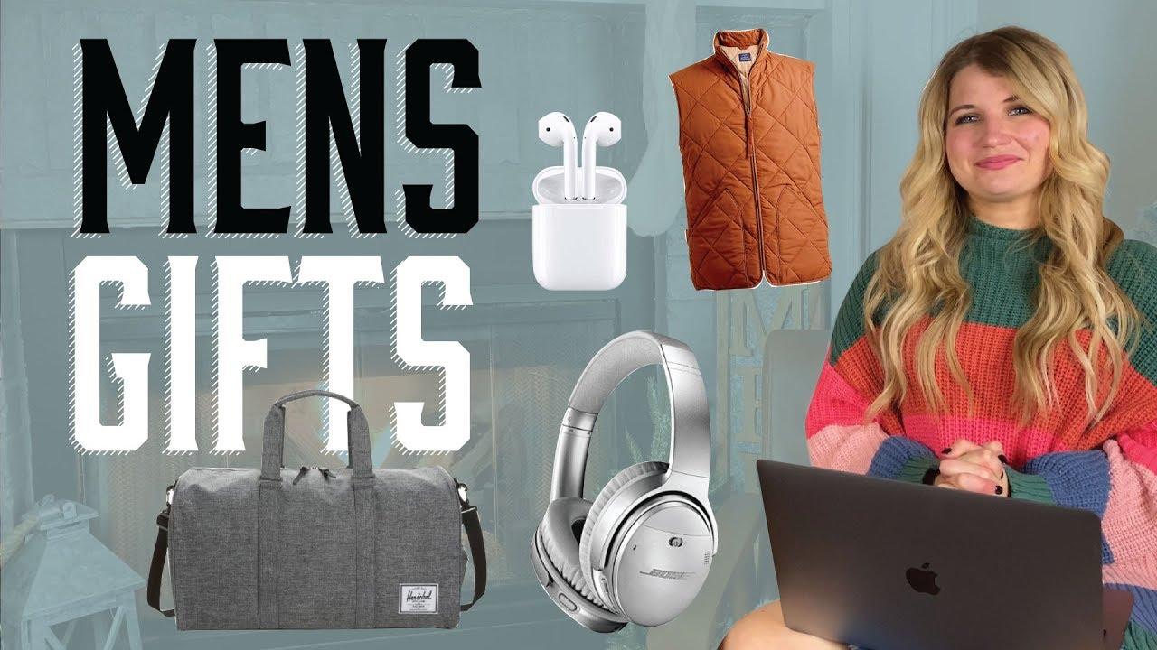 [VIDEO] - Gift Ideas for Him 🎁| Husband/Boyfriend Christmas Gift Ideas 1