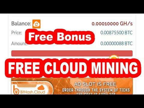 Free Cloud Mining 2018 - Best Website Mining Altcoins