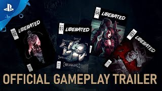 Liberated - Gameplay Reveal Trailer | PS4