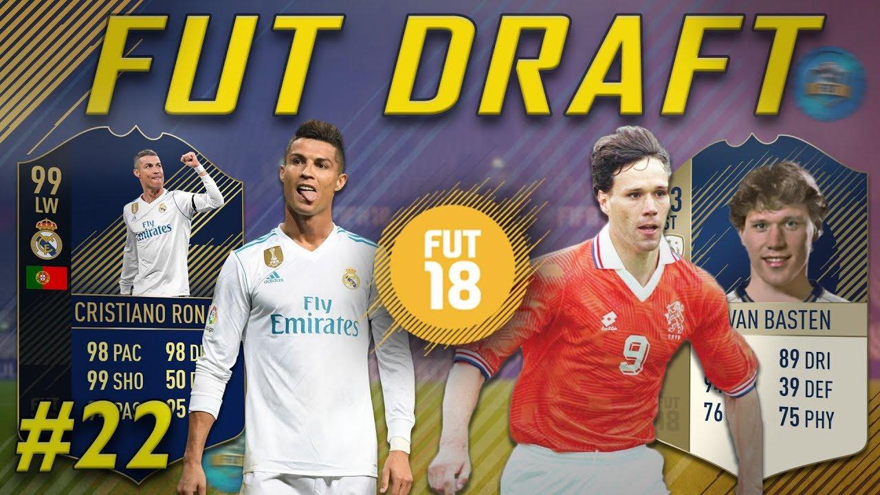 Fifa 18 Fut Draft Belohnungen
