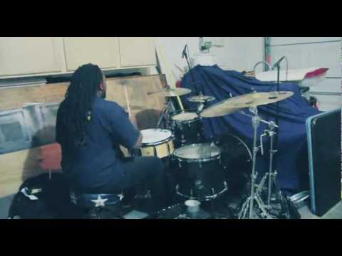 Jonathan Nelson   Expect The Great   Marcus Thomas drum cover