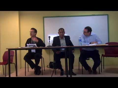"William I. Robinson keynote address at ""Global Capitalism in the Americas"" (Español & English)"