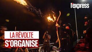 Hong Kong : les manifestants s'organisent