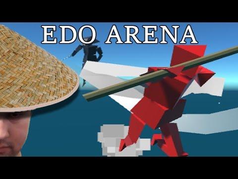 Crouching Cheaptard, Hidden Bill | Edo Arena (Browser Saturdays)