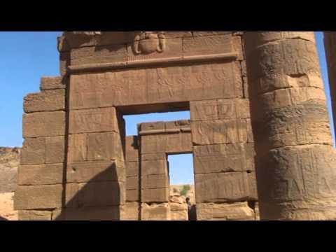 Sudan   Naga & Mussawarat   The Lion Temple