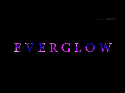 Coldplay | Everglow (Single Version) | Lyrical music video |