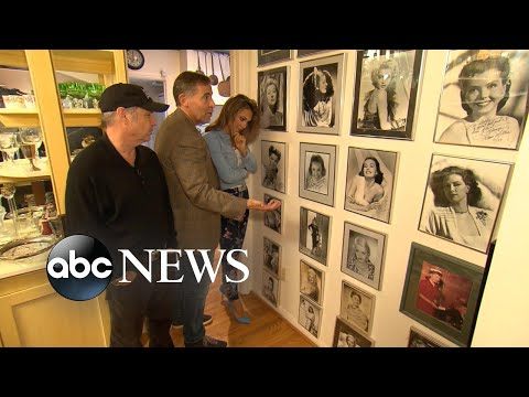 'GMA' exclusive: Inside the home of the late Hollywood legend Debbie Reynolds