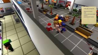 Papai Noel Muito Louco - Crazy Oafish Ultra Blocks Big Sale - GAMEPLAY