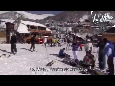 Station LA FOUX du Val d'Allos