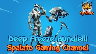 Deep Freeze Bundle!!! - #Fortnite #Balkan #Live - Cilj 3400 subova!!! 880 Pobjeda!!! #386