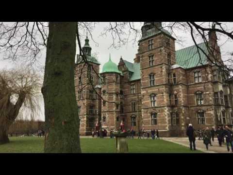 DANIMARCA - COPENHAGEN AND SORROUNDINGS