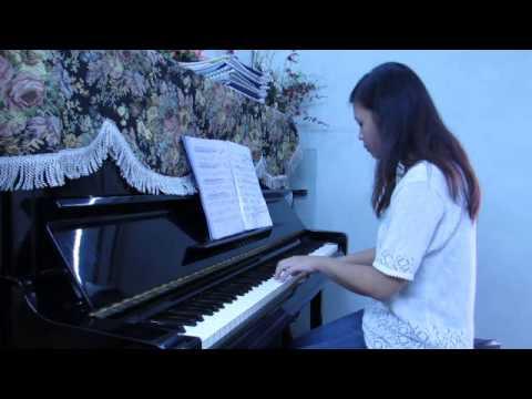 Hạ Trắng -solo piano Thu Trang