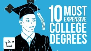Top 10 MBA - 10 Most Expensive College Degrees In The World