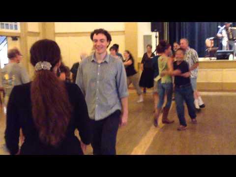 Santa Barbara Contra Dance 8/24/14