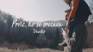 Vauks feat. Sara - Prvič, ko se srečava (Official Video)
