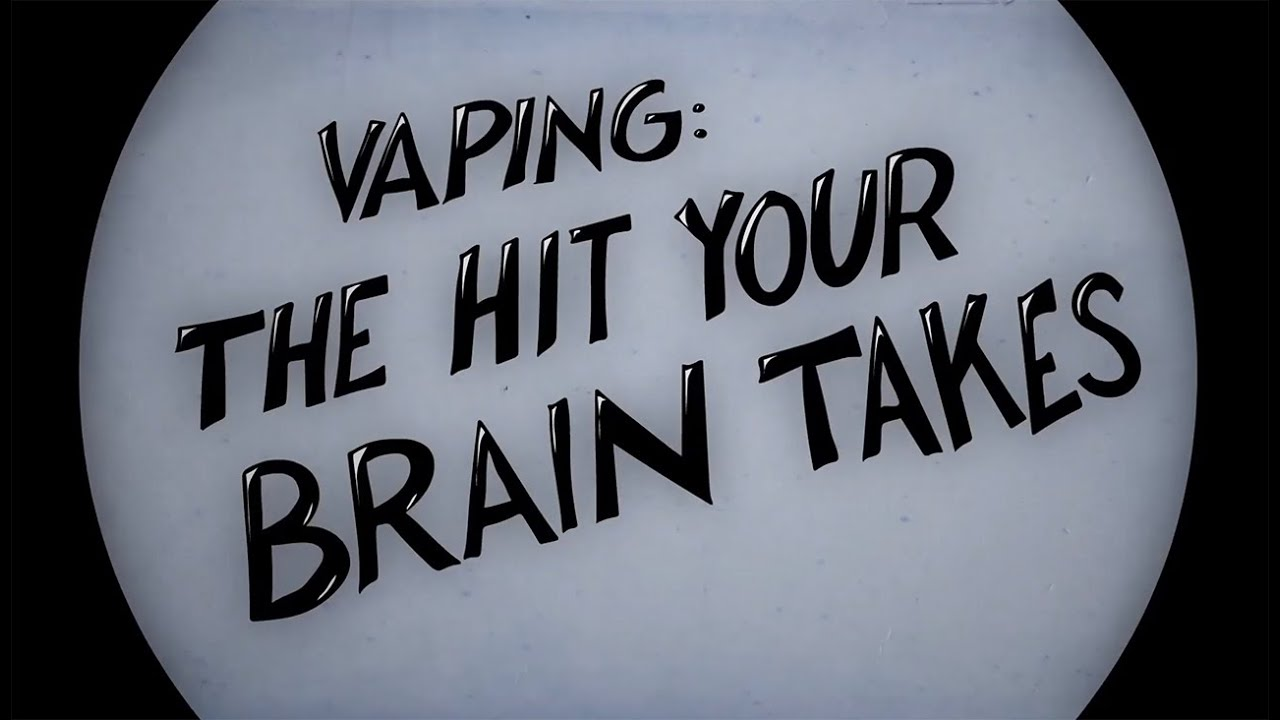Vaping: The Hit Your Brain Takes