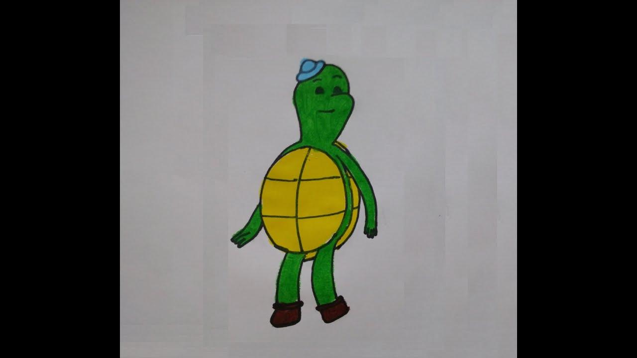 Tosi Nasıl çizilir Ibi Ve Tosi çizgi Film Karekteriresim çizme