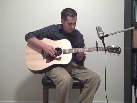 how to play my redeemer lives on guitar