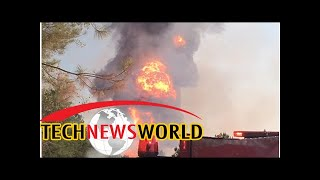 Natural gas pipeline explosion in Texas critically injures five