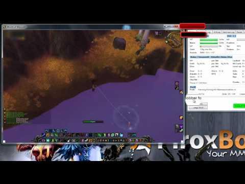 Pirox FishBot How To Run....