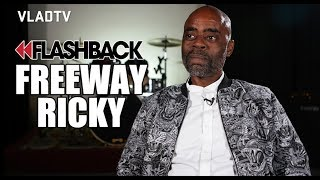 Freeway Ricky Predicted Tekashi 6ix9ine Wouldn't Beat His Fed Case (Flashback)