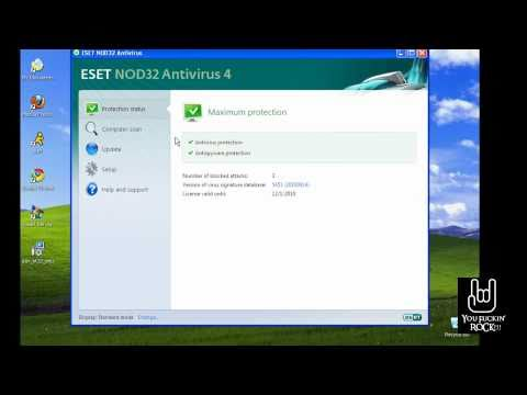 How To Get ESET Nod 32 Full Version