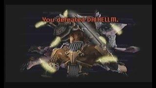 Gunvalkyrie Practice - Vs Daihellm Easy S-Rank